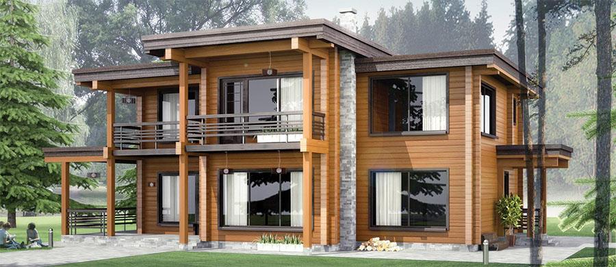 Преимущества деревянных домов, или в каком случае можно и нужно выбирать деревянные дома из клееного бруса?   Клееный брус — экологически чистый, прочный материал, обладающий прекрасными эстетическими качествами. Поэтому проекты домов из…